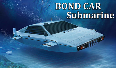 FUJ091921 Fujimi 1/24 Lotus Esprit Bond Car - Submarine