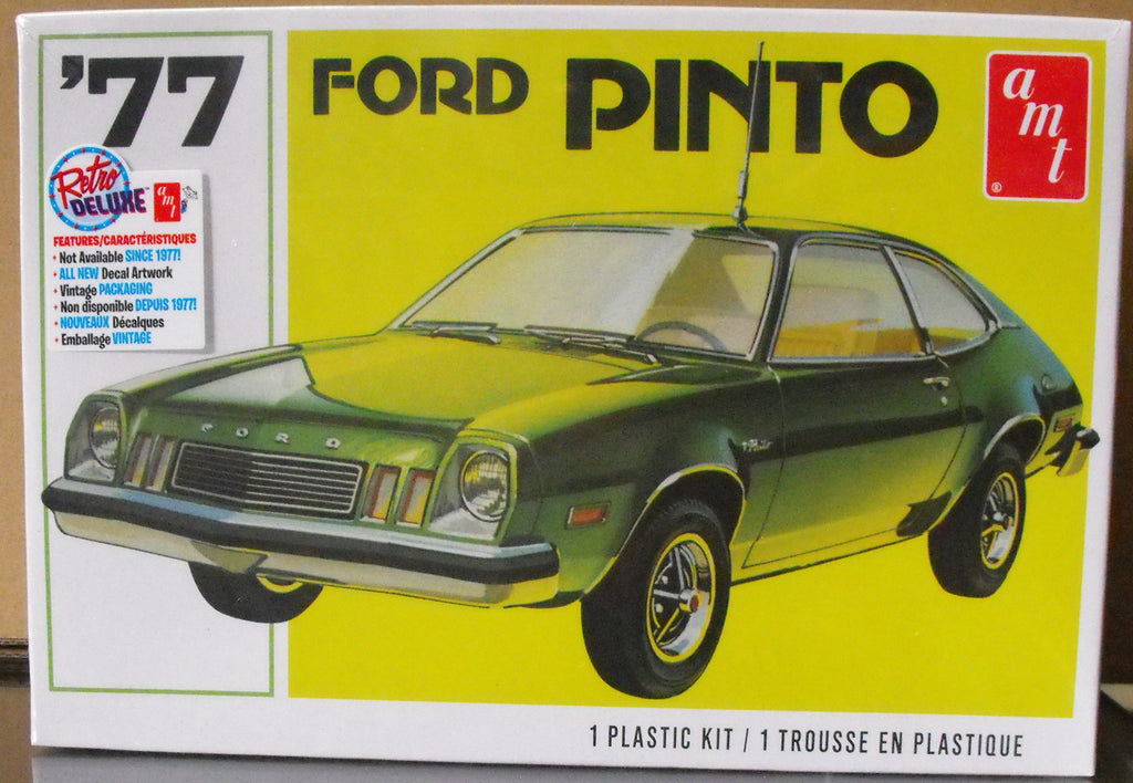 AMT1129 AMT 1/25 '77 Ford Pinto