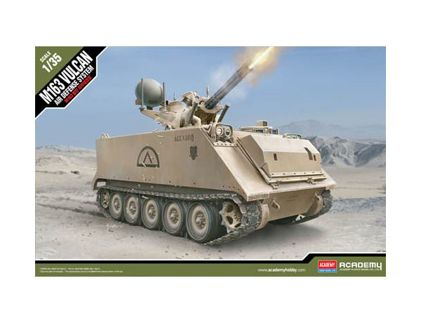ACA13507 Academy 1/35 M163 Vulcan Air Defense System