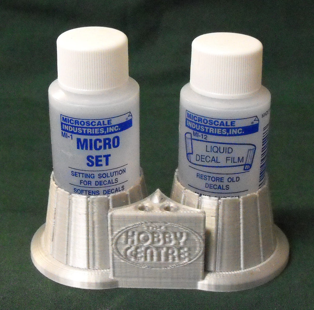 HC3D-3 Microscale Jar No Tip Holder (Double)