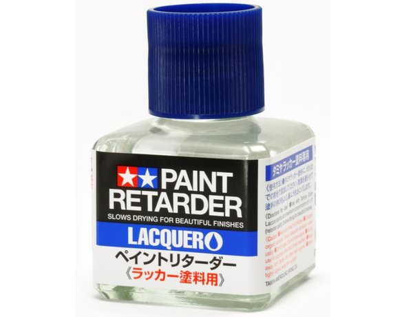 TAM87198 Tamiya Paint Retarder for Lacquer