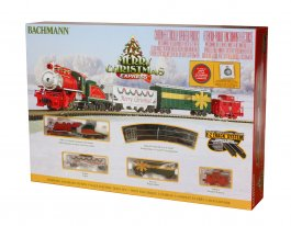 BAC24027 Bachmann N Scale Merry Christmas Express Set