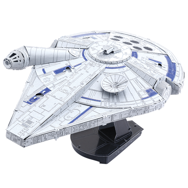 Metal Earth ICX201 ICONX Lando's Millennium Falcon 3D Model Kit