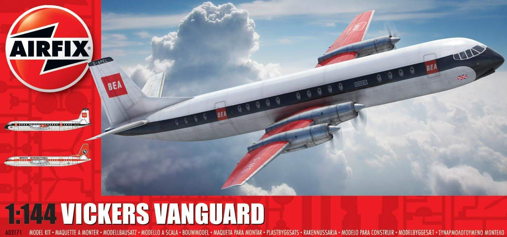 AIR03171 1/144 Vickers Vanguard