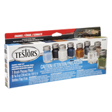 Testors Enamel Paint Sets