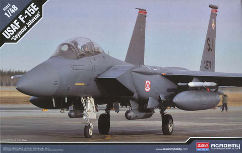 ACA12295 Academy 1/48 F-15E Seymour Johnson