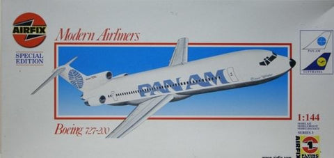 AIR03183 1/144 Boeing 727-200 Special Edition
