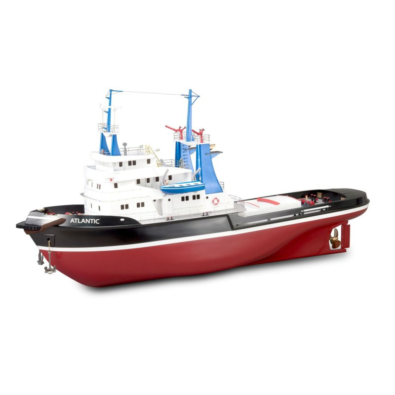 AL20271 Artesania Latina 1/50 R/C Compatable Atlantic Tugboat