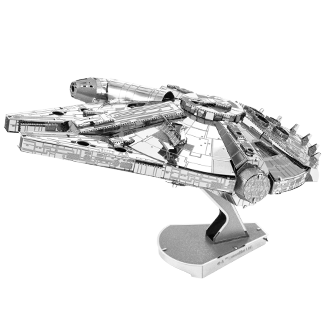 Metal Earth ICX200B ICONX Millennium Falcon 3D Model Kit