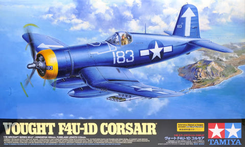 TAM60327 1/32 Vought F4U-1D Corsair