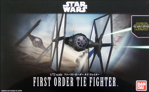 Bandai 1/72 Star Wars Model Kits