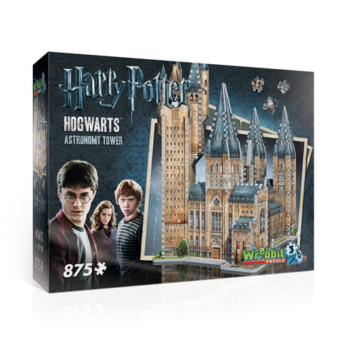 Wrebbit W3D2015 Harry Potter Astronomy Tower 3D Puzzle