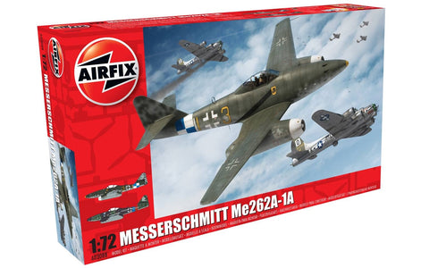 Airfix AIR03088 1/72 Messerschmitt Me262A-1A