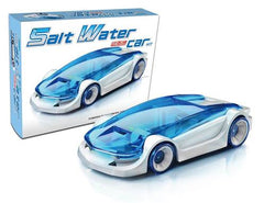 Science Discovery Salt Water Powered Vehicles