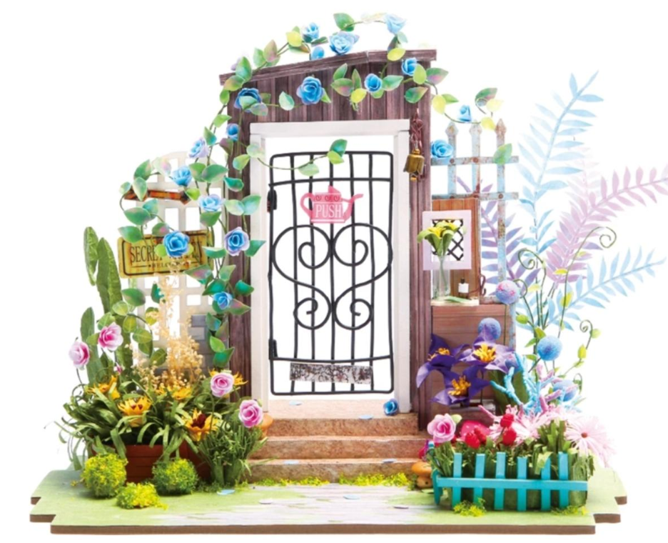 DGM02 DIY House Garden Entrance