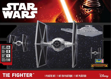 Revell Star Wars Master Series Kits