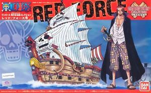 Bandai One Piece Anime Model Ships