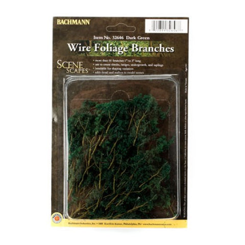 Bachmann Scene Scapes Wire Foliage Branches