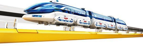 CIC21633 Science Discovery Floating Magnetic Train