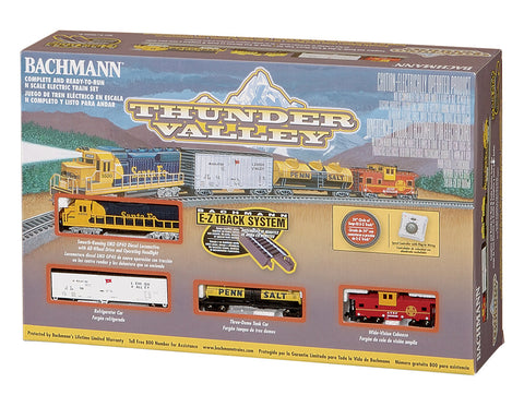BAC24013 Bachmann N Thunder Valley Train Set