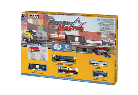 BAC24022 Bachmann N Freight Master Train Set