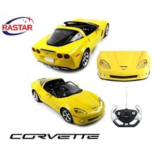 RAS42700 Rastar 1/12 Chevrolet Corvette C6 GS RTR R/C Car