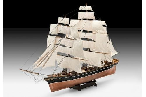 REV05430 Revell 1/220 Cutty Sark 150th Anniversary Edition