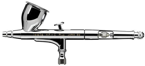 IWAH4001 HP-C Plus High Performance Gravity Feed Double Action Airbrush