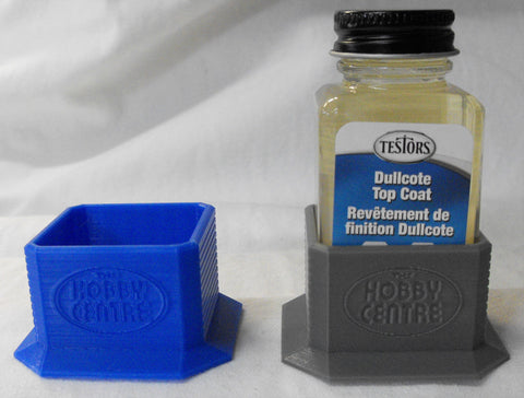 HC3D-12 Jar No Tip Holder (Square)