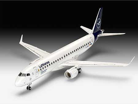 REV03883 1/144 Embraer 190 New Lufthansa Livery