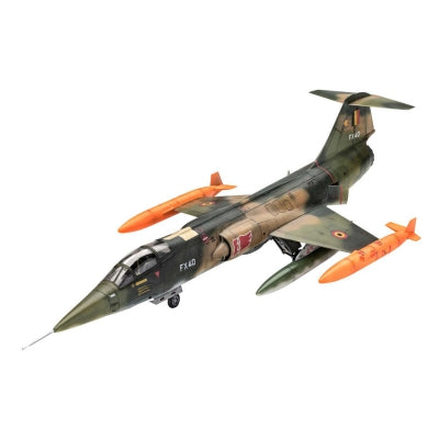 REV03879 1/72 F-104G Starfighter RNAF/BAF
