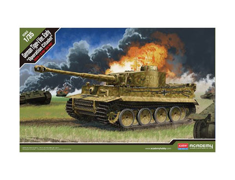 "ACA13509 Academy 1/35 German Tiger 1 Early ""Operation Citadel"""