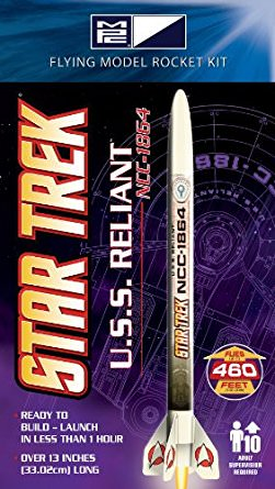 MPC RKT006 USS Reliant Model Rocket