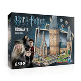 Wrebbit W3D2014 Harry Potter Great Hall 3D Puzzle