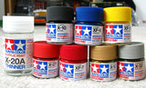 Tamiya 10ml Acrylic Paint Gloss Colours