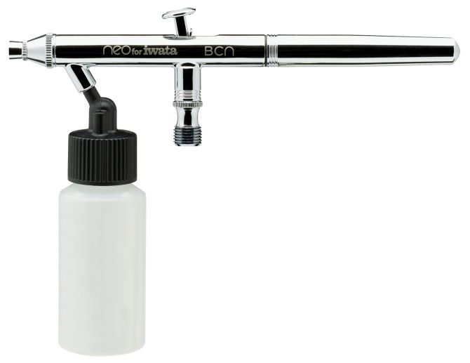 IWAN2000 Iwata Neo Double Action Siphon Feed Airbrush