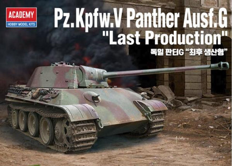 ACA13523 Academy 1/35 German Panther G Last Production