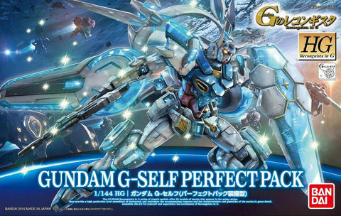 Bandai HG Gundam G-Self Perfect Pack