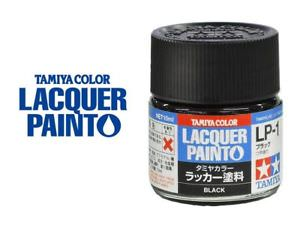 Tamiya Acrylic Lacquer Paint LP-1 to LP-15