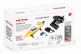 RC-PRO Sonic 14 Racing Boat