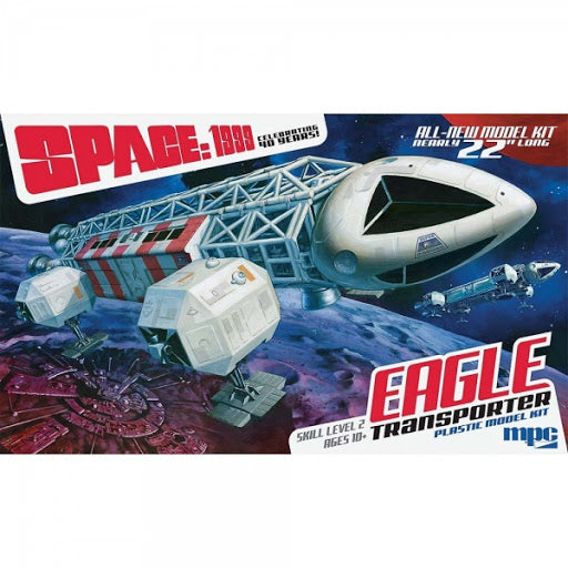 MPC825 MPC 1/48 Space 1999 Eagle Transporter