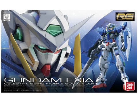 BAN0189481 Bandai Gundam Exia Celestial Being Mobile Suit