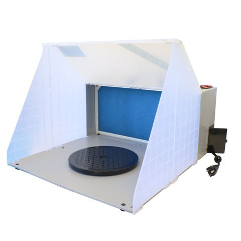 HB-16-13 Paasche Folding Spray Booth