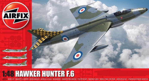 AIR09185 1/48 Hawker Hunter F.6