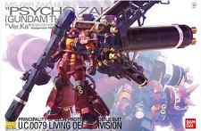 Bandai Master Grade MS-06R Zaku High Mobile Type Ver.Ka