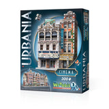 Wrebbit W3D0502 Urbania Collection Cinema 3D Puzzle