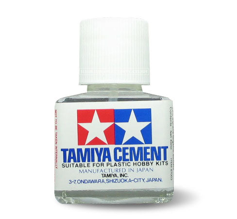 TAM87003 Tamiya Liquid Cement