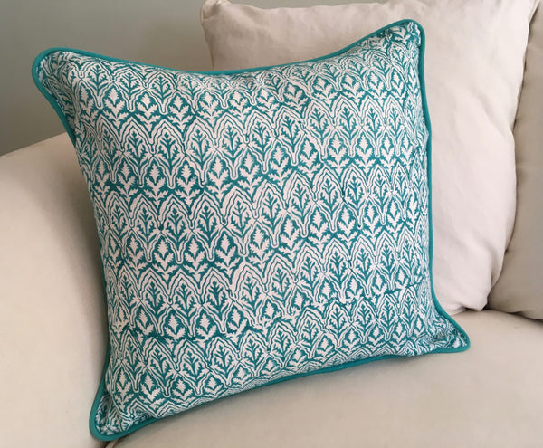 Linen Decorative Pillow