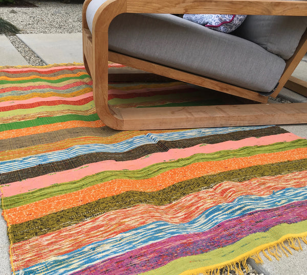 Colorful Area Rug - Six