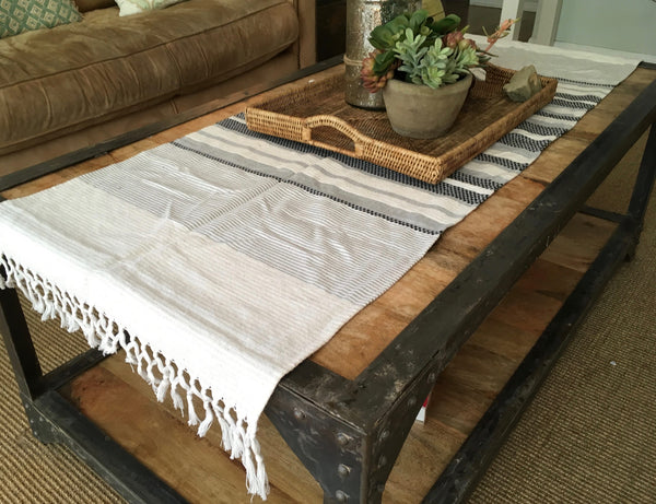 Handwoven Table Runner